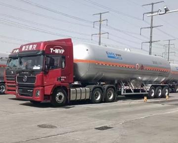 氨水大罐车
